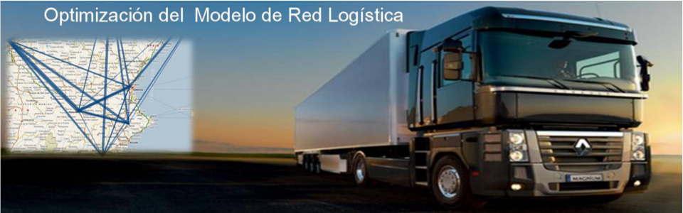 optimizacion modelo red logistica